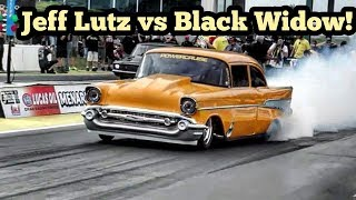 Jeff Lutz vs Black Widow/ Birdman vs Track Doe at Topeka No Prep Kings 2