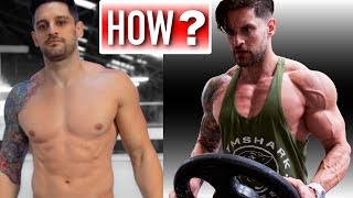 1 DAY BODY TRANSFORMATION   No Drugs Just Simple Tricks You Can Do To!