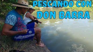 🎣Pescando con Don Barra🎣 Para los que lo extrañan. Sopón de Res en el rio.Parte 4