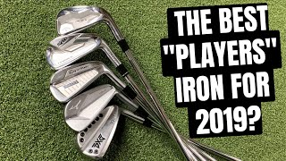 The Best Players Irons for 2019?