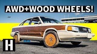 Plywood Wheel Powerslides: Will it Work??