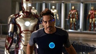 Tony Stark ″Nothing's Been The Same Since New York″ - Iron Man 3 (2013) Movie CLIP HD
