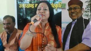 पहाड़ों की रानी में उत्तराखंड के लोक गायकों ने धूमधाम से मनाया नेगीदा का जन्मदिन