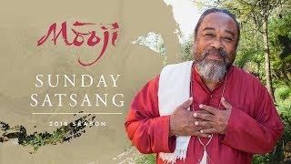 Tea Satsang with Mooji 2018