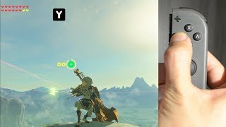 Zelda Breath of the Wild - Bow Spin Tutorial