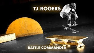 TJ Rogers | Battle Commander
