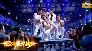 Six Track Performance - There's Nothing Holdin' Me Back | Boy Band