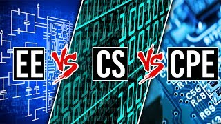 Electrical Vs Computer Engineering Vs Computer Science   A Side by Side Comparison
