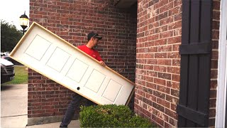 Quick and Professional Interior Door Install