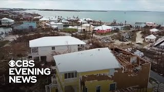 Tropical Storm Humberto brings new worries for Bahamians hoping to rebuild after Hurricane Dorian