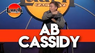 AB Cassidy   Chick-fil-A   Laugh Factory Stand Up Comedy