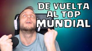 DE VUELTA AL TOP MUNDIAL CON MI MAZO MAESTRO DE BALLESTA! | Clash Royale en Español