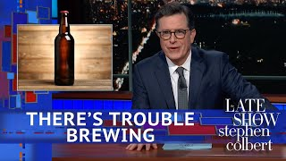 Stephen Explains The Shutdown With Beer