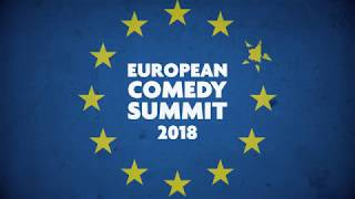 The European Comedy Summit 2018