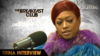 Trina Dishes on F-Boys, First Dates, Making Up with French Montana, Her New Album & More