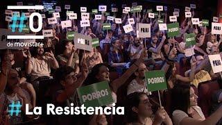 LA RESISTENCIA - Volem votar: ¿Pajas o porros? | #LaResistencia 20.06.2018