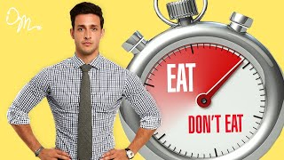 Doctor Mike On Diets: Intermittent Fasting   Diet Review