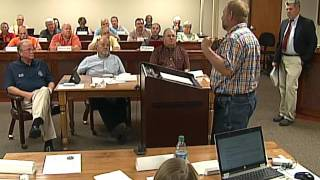 Robertson County Commission Meeting July 18, 2016