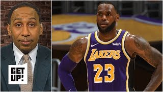Lakers fans not buying into LeBron James – Stephen A.   Get Up!