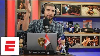 [FULL] Demetrious Johnson discusses his UFC 227 loss and injuries | Ariel Helwani's MMA Show | ESPN