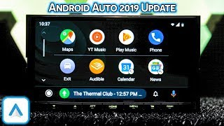 Android Auto 2019 Update - Exciting Changes!!!