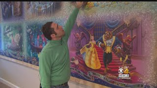 Marshfield Man Has Gift For Solving Giant Jigsaw Puzzles