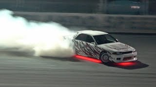 NIGHT DRIFTING GOING HARD