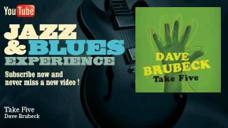 Dave Brubeck - Take Five - cover