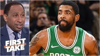 Stephen A. Smith never jumped off Celtics' bandwagon this season | First Take