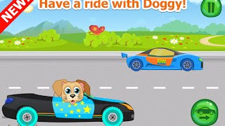 Car Racing for Kids Toddlers ″Racing Games″ Android Apps Gameplay