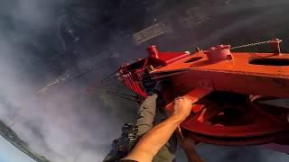 Crane Climb over Letchworth State Park