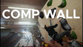 Comp wall SHOWDOWN!