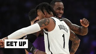 D'Angelo Russell is the type of player that LeBron, Lakers need – Brian Windhorst   Get Up