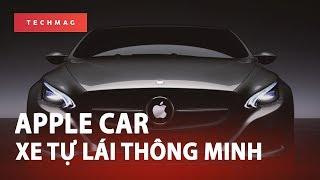 Bản tin tối 20/10: ″APPLE CAR″ xe tự lái thông minh của Apple