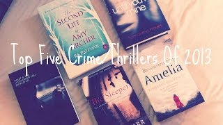 Top Five Crime/Thrillers Of 2013