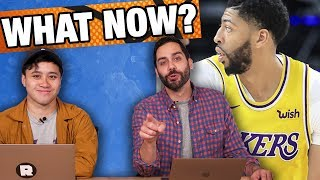 Who Should the Los Angeles Lakers Sign Now? | Summer Fits | The Ringer