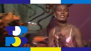 Grace Jones - La Vie En Rose • TopPop