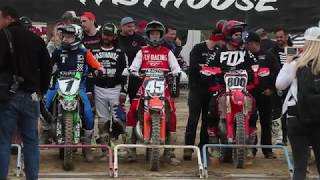 RAW - 2019 Two-Stroke World Championship: Open Pro Moto 1