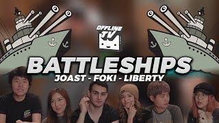 BATTLESHIPS FT. JOAST, FOKI, LIBERTY, and $ELLOUT$?