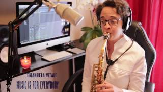 Don't know why, Norah Jones sax cover