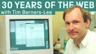 Celebrating 30 years of the Web with Sir Tim Berners-Lee at the Science Museum