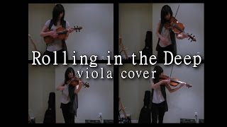 Rolling in the Deep (Adele) - viola cover