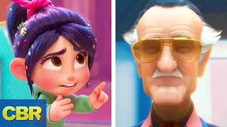 Stan Lee Cameo And Other Easter Eggs In Wreck-It Ralph 2 Breaks The Internet
