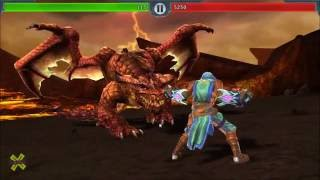 Best Duel Action Game Dragon Slayer - Mission 09 Clear!
