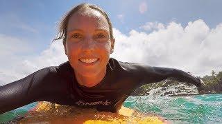 UNTIE THE LINES III #47 - Surfing Costa Rica