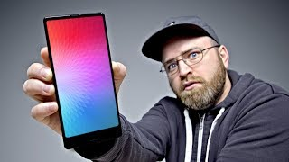 Could This Phone Be The New Bezel-Less Champ?