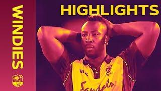 Bangladesh Defeat T20 World Champions - Windies v Bangladesh 3rd IT20 2018 | Extended Highlights