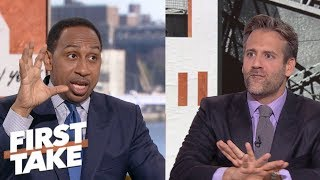Stephen A.: 'Showtime Lakers' not back yet after LeBron's Staples Center debut   First Take   ESPN