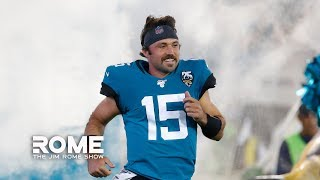 Gardner Minshew Was The Only Good Thing About Thursday Night Football | The Jim Rome Show