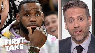 'LeBron is on the clock' for a championship after Anthony Davis trade – Max Kellerman   First Take